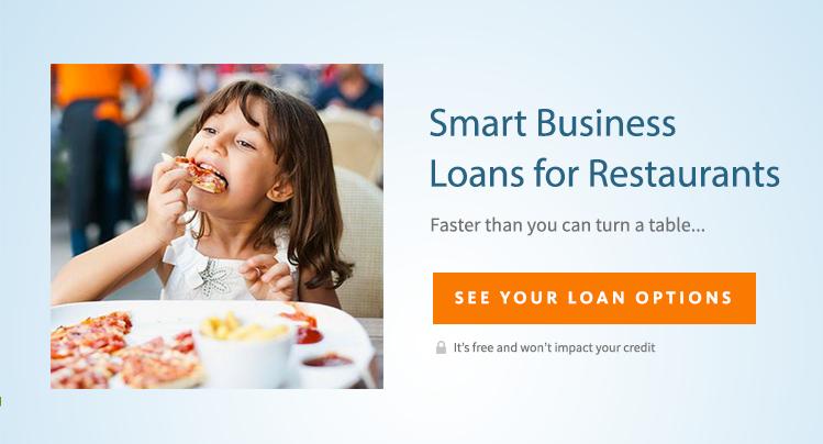 Restaurant Loans CTA