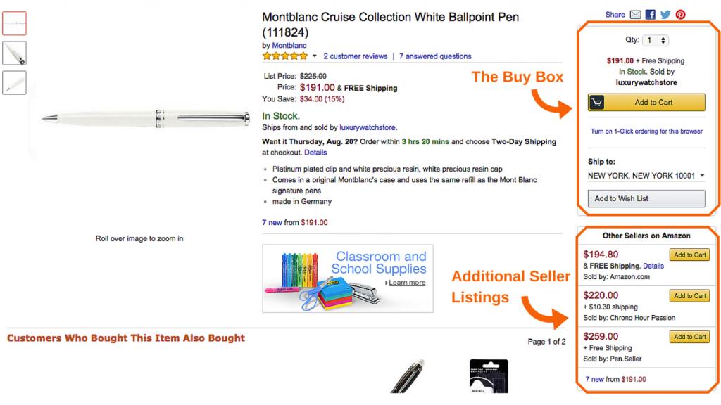 selling-on-amazon-buy-box