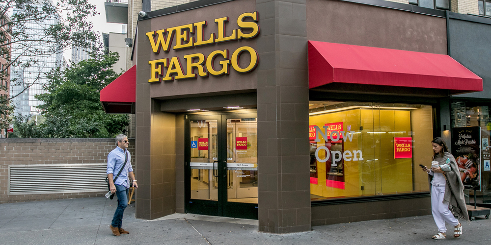 wells fargo best bank for small business