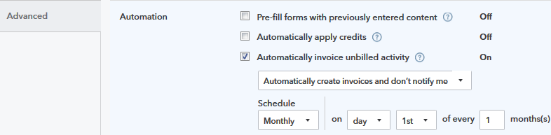 The QuickBooks Online Review For Small Business Owners QBO World - Quickbooks recurring invoice