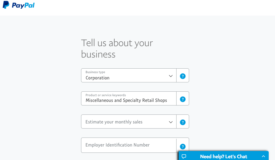 PayPal Small Business Review 2019
