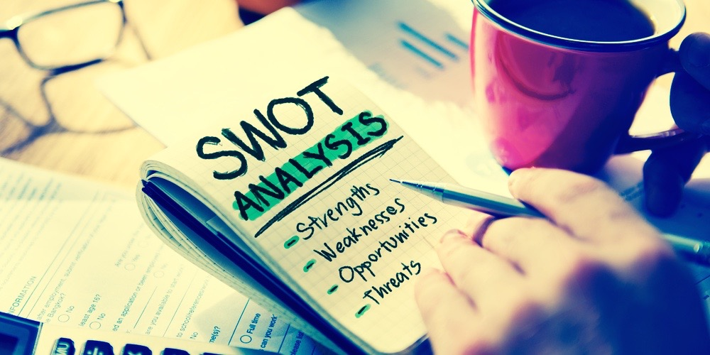 Swot Analysis What It Is And 7 Steps To Execute One Like