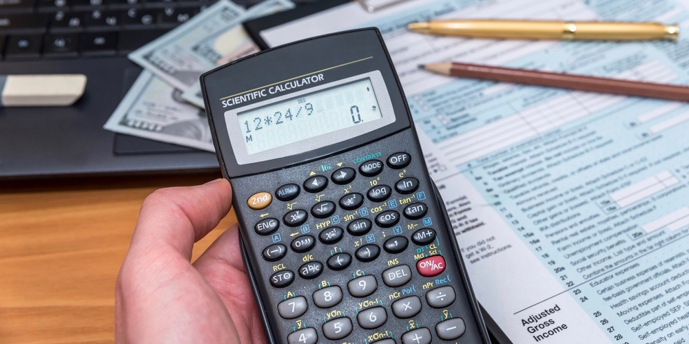 important accounting formulas