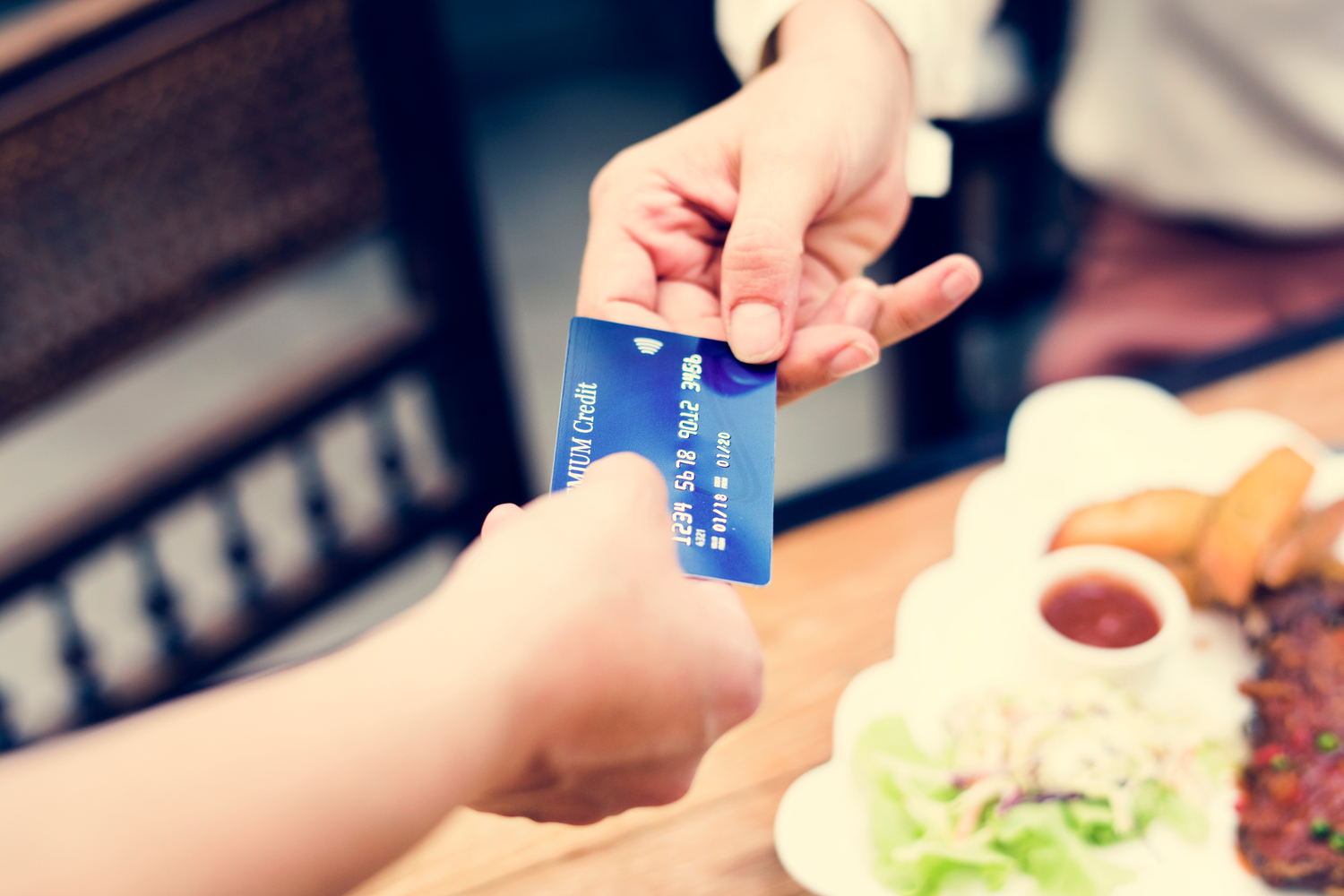 chase secured business credit card