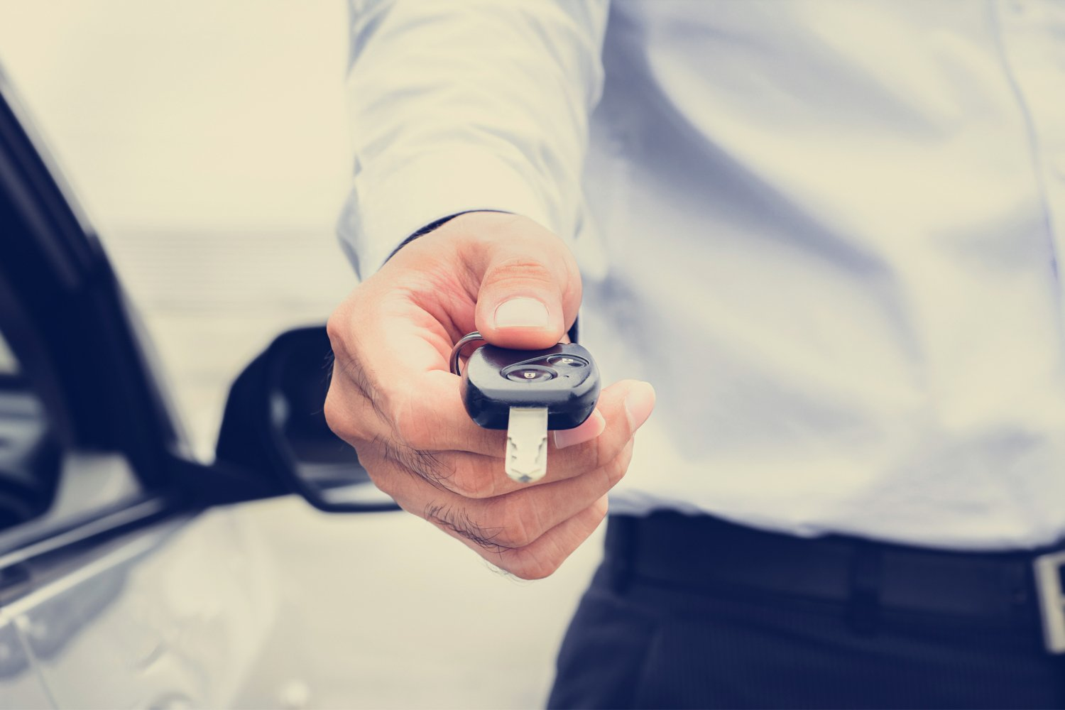 business auto loans without personal guarantee