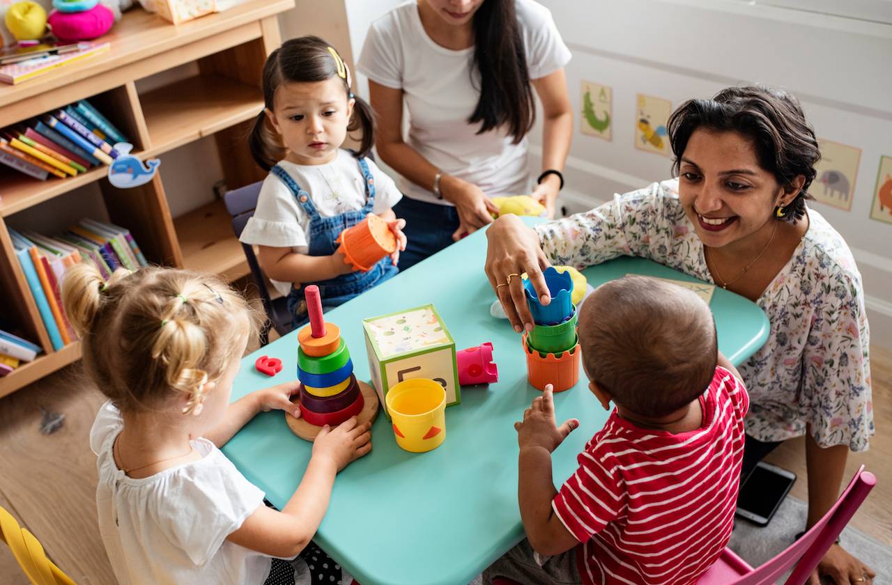 how to start a daycare business at home