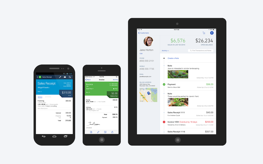 small business apps quickbooks