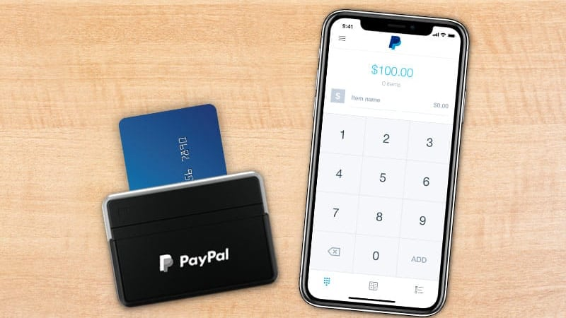 small business apps paypal here