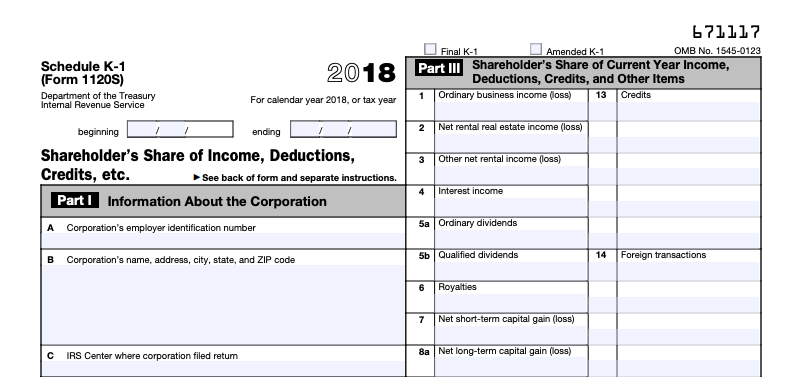 form 1065 amended k 1  Schedule K-8 Instructions: How to Fill out and File Schedule K-8