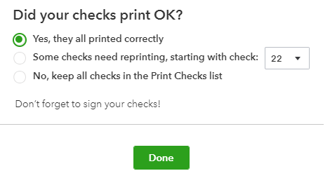 image about Printable Checks for Quickbooks referred to as QuickBooks Test Printing: A Action-By means of-Phase Specialist