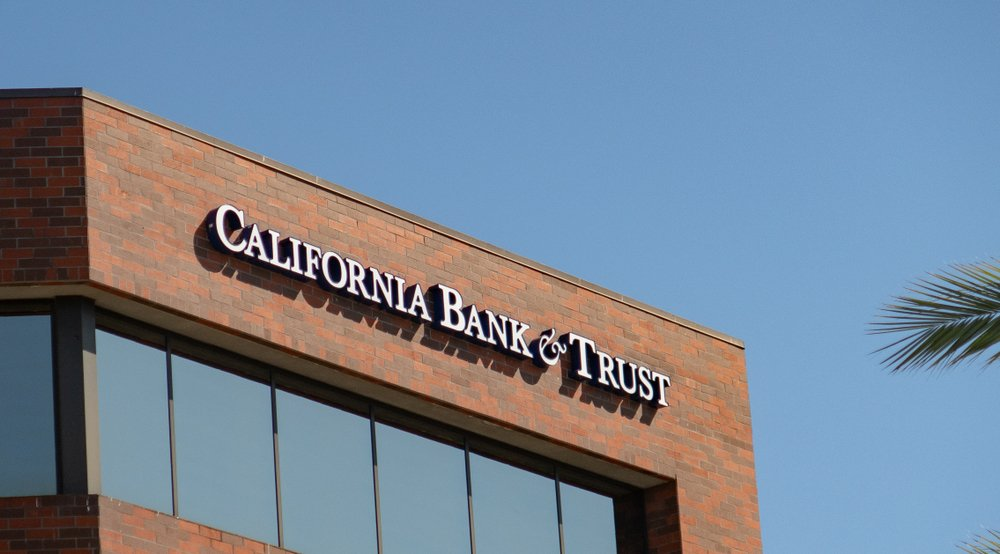 california bank and trust business