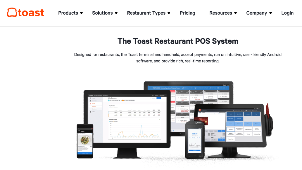 Toast POS Review 2019: Pricing, Features, Alternatives