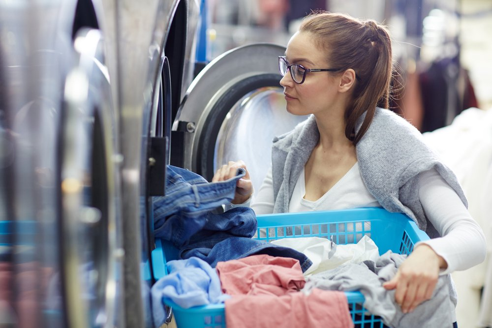 how to get financing for a laundromat