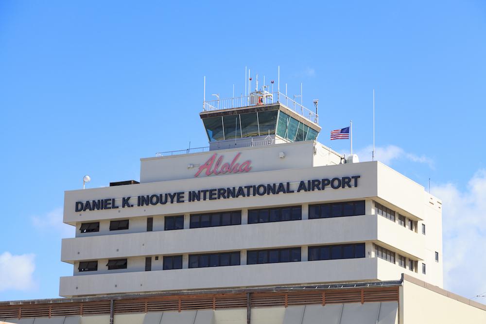 Daniel Inouye International Airport