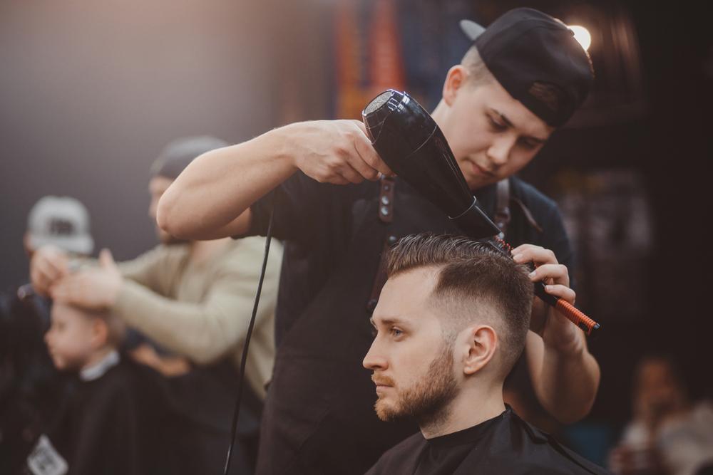 hair salon financing