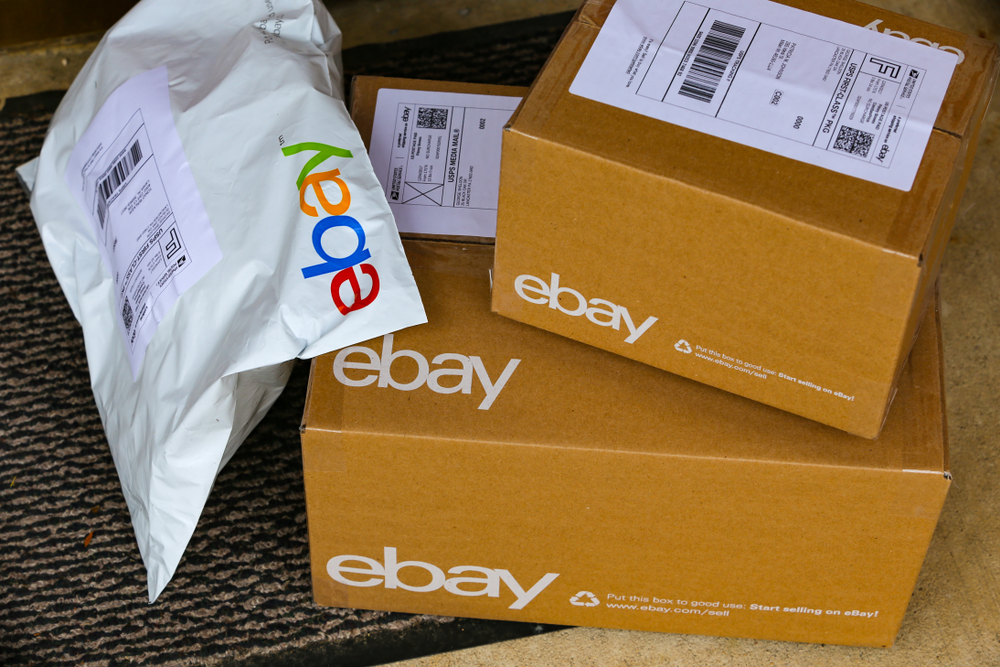shipping items from selling on eBay