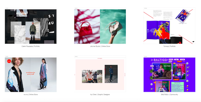 Wix review website examples