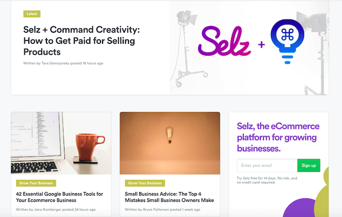 Selz Review 2019: Features, Cost, User Reviews