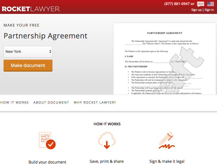 Partnership Agreement What It Is And How To Create One