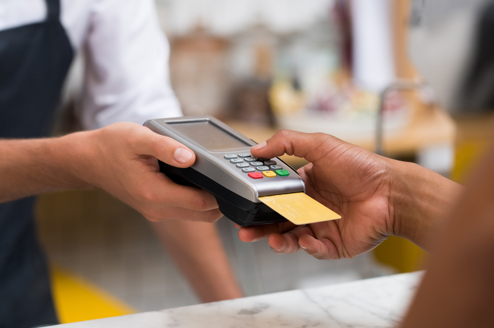 using card payment solutions for credit card processing