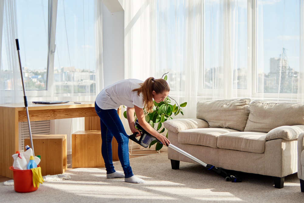 How To Start A Carpet Cleaning Business In 8 Steps