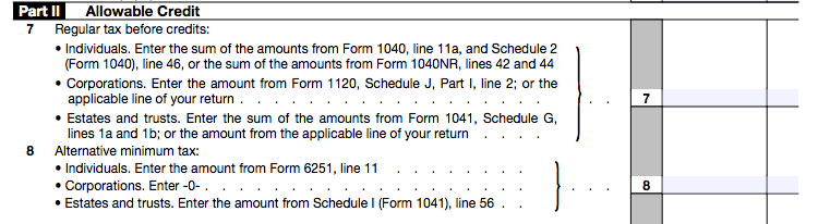 Form 3800 Instructions: How to Fill out the General Business