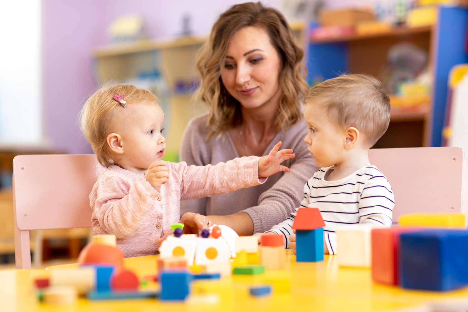 loans for child care business
