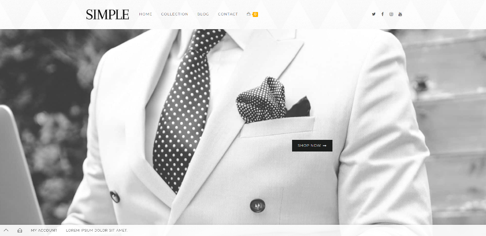 The free OceanWP WordPress ecommerce theme gives you total control over every design detail.