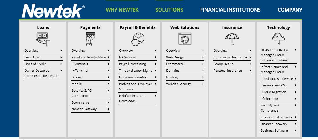 newtek merchant solutions