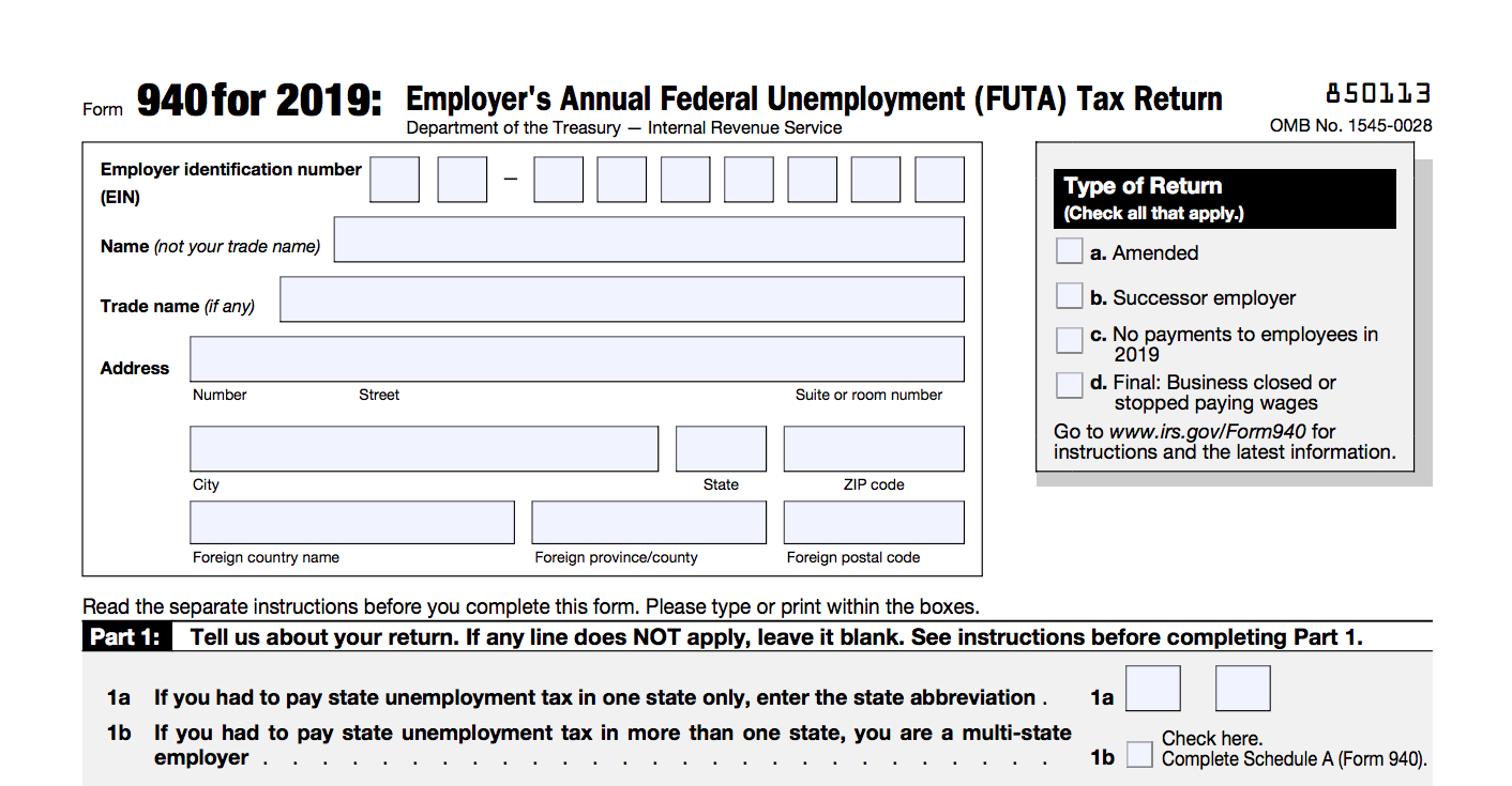 Futa Tax Rate What Business Owners Should Know About The Federal