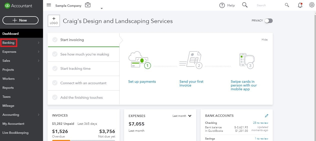 Import Bank Transactions Into Quickbooks For Mac